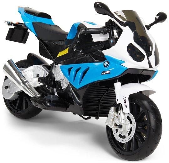 BMW Elmotorsykkel S1000RR, Blå