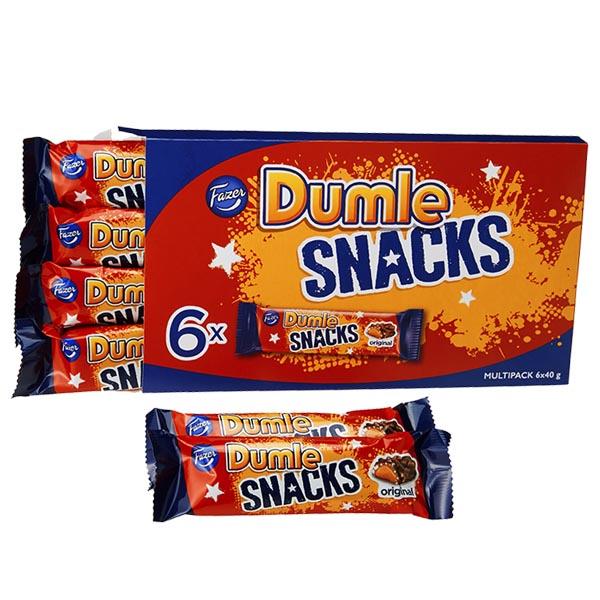 Dumle Snacks 6-pack