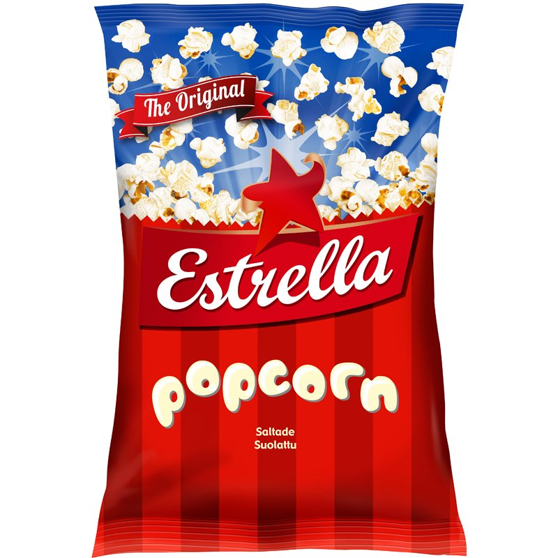Popcorn Salt - 9% rabatt