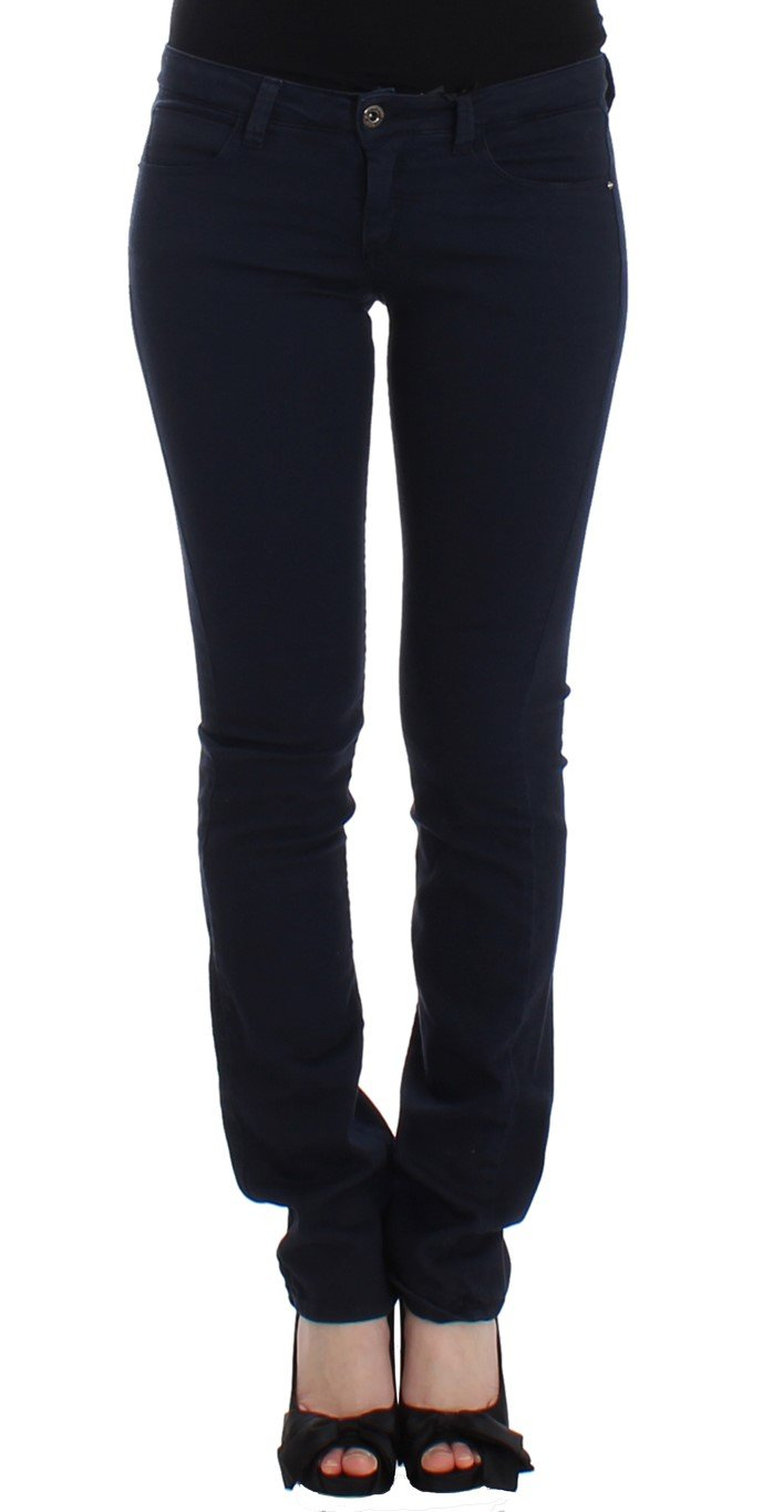 Costume National Women's Straight Leg Jeans Blue SIG12462 - W26