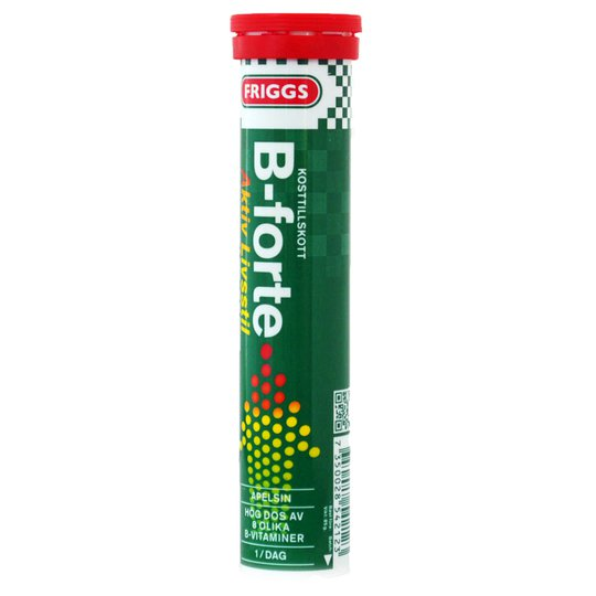 B-Forte Brustablett - 36% rabatt