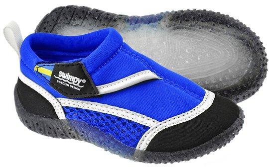 Swimpy UV/Badsko Blå strl 22-23