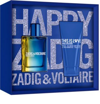 Zadig & Voltaire - This is Love Him! - Giftset