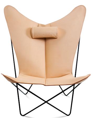KS Chair Fladdermusfåtöljen - Black/natur