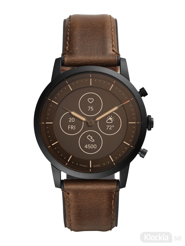 Herrklocka FOSSIL Hybrid Smartwatch Collider FTW7008