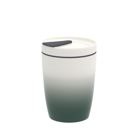 Coffee To Go Mugg Green 29 cl