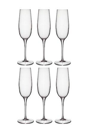 Palace Champagneglass 23,5cl klar