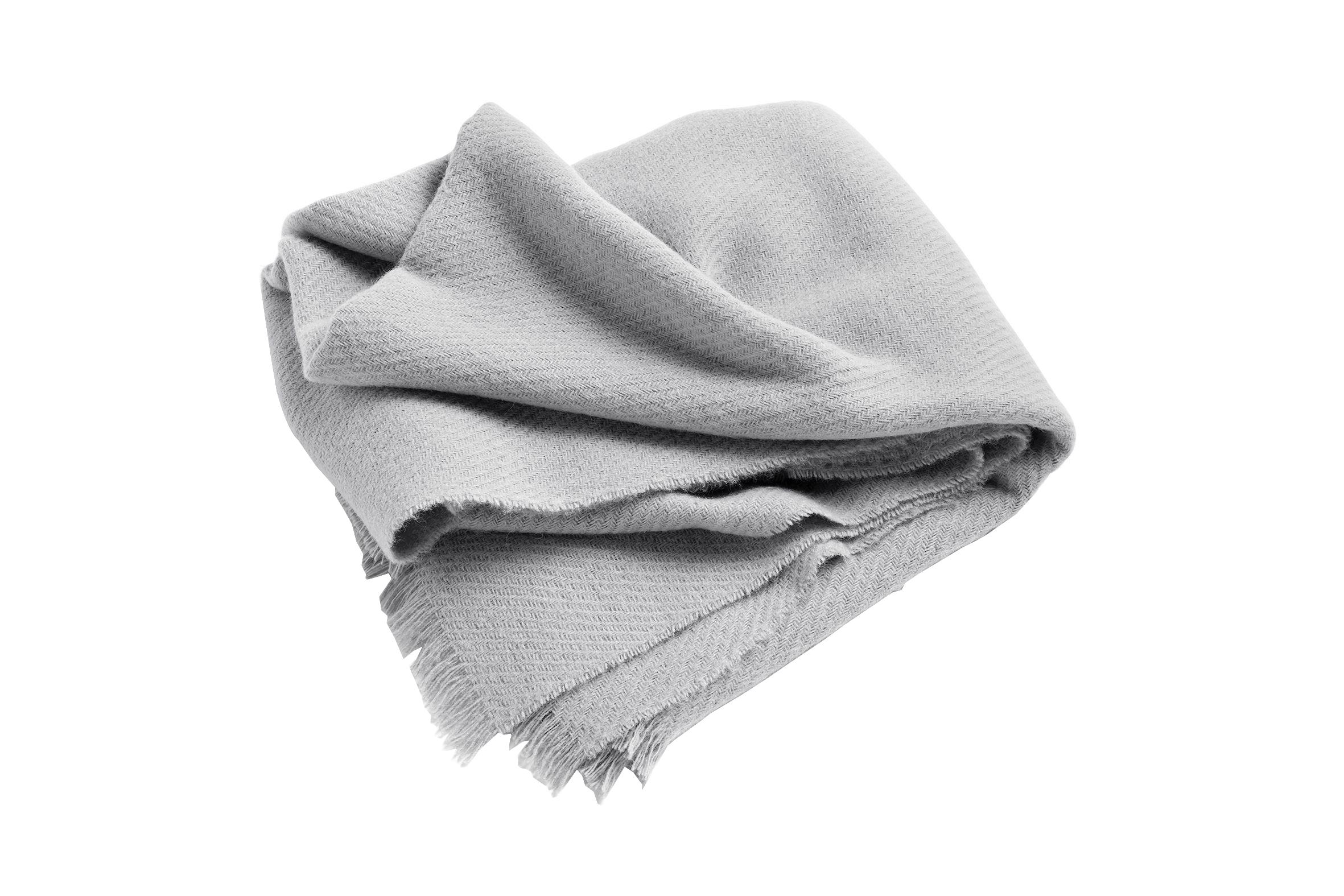 HAY - Mono Blanket 180 x 130 cm - Fog (507541)
