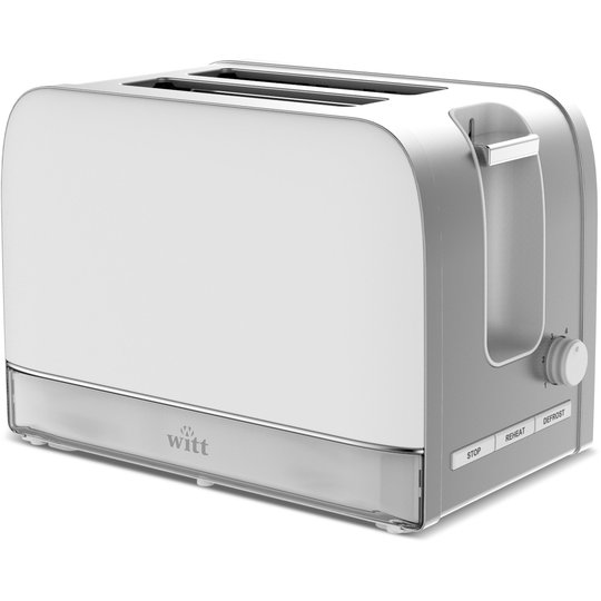 Witt Classic Toaster Vit
