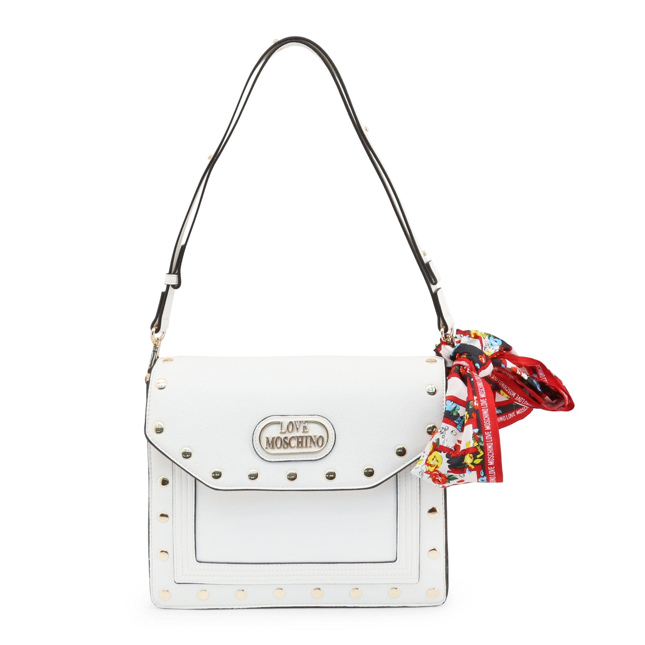 Love Moschino Women's Shoulder Bag Black JC4043PP1CLE1 - white NOSIZE