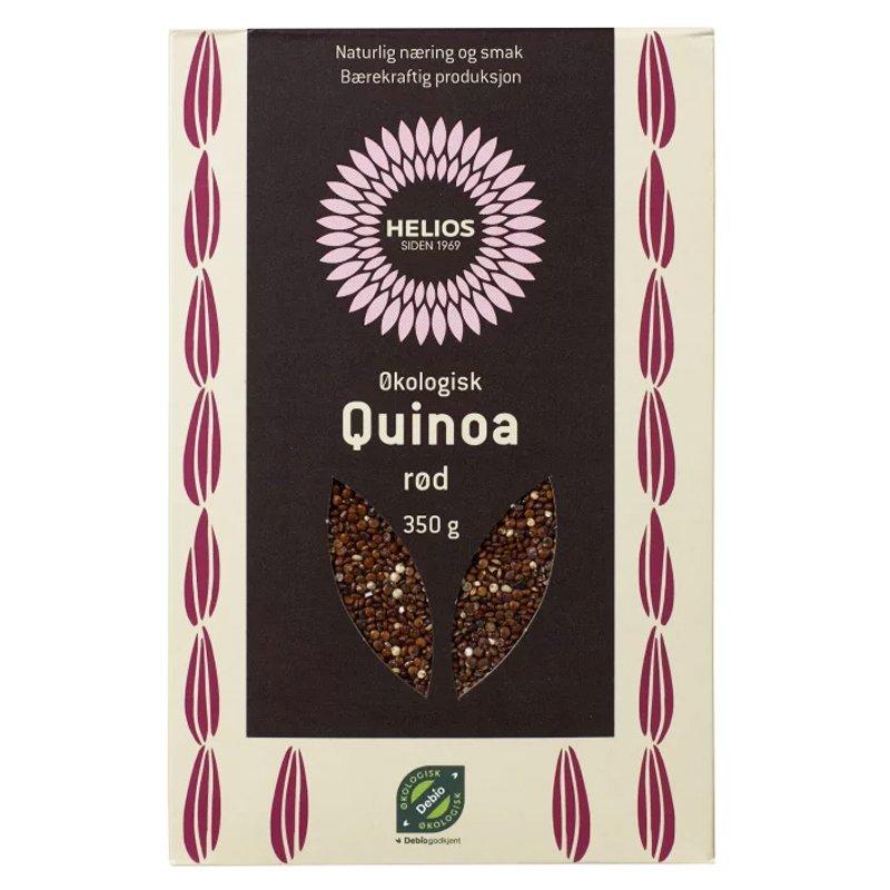 Luomu Punainen Kvinoa 350g - 33% alennus