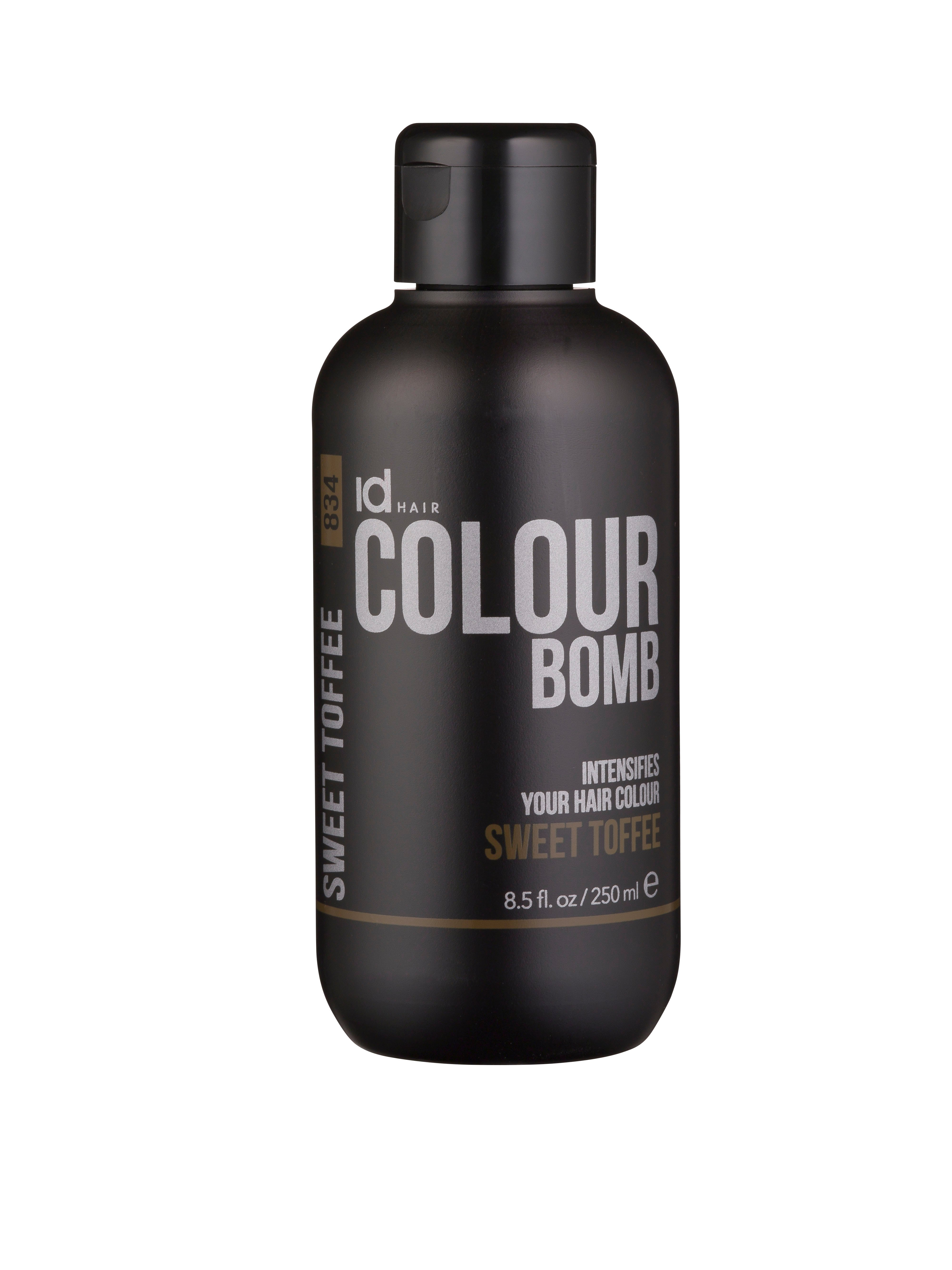 IdHAIR - Colour Bomb 250 ml - Sweet Toffee