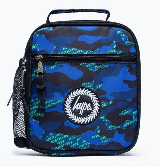 HYPE Matboks 4L, Neon Logo Camo