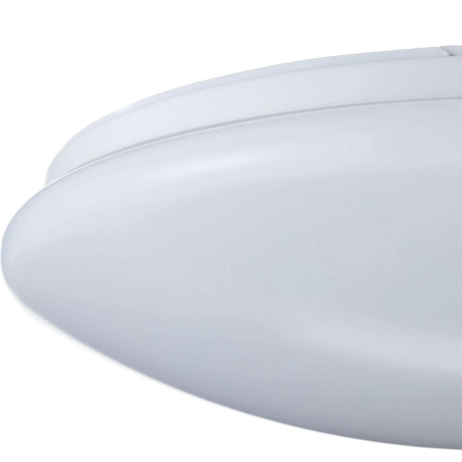 LED-kattovalo Altona LW3, lämmin valkoinen Ø38,5cm