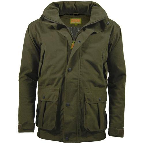 Game Technical Apparel Unisex Jacket Various Colours Stealth - Hunters Green 2XL