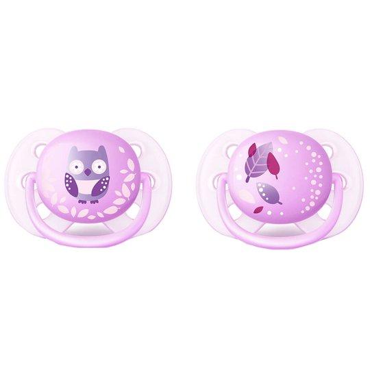 """Nappar """"Ultra Soft"""" Lila 2-pack - 42% rabatt"""