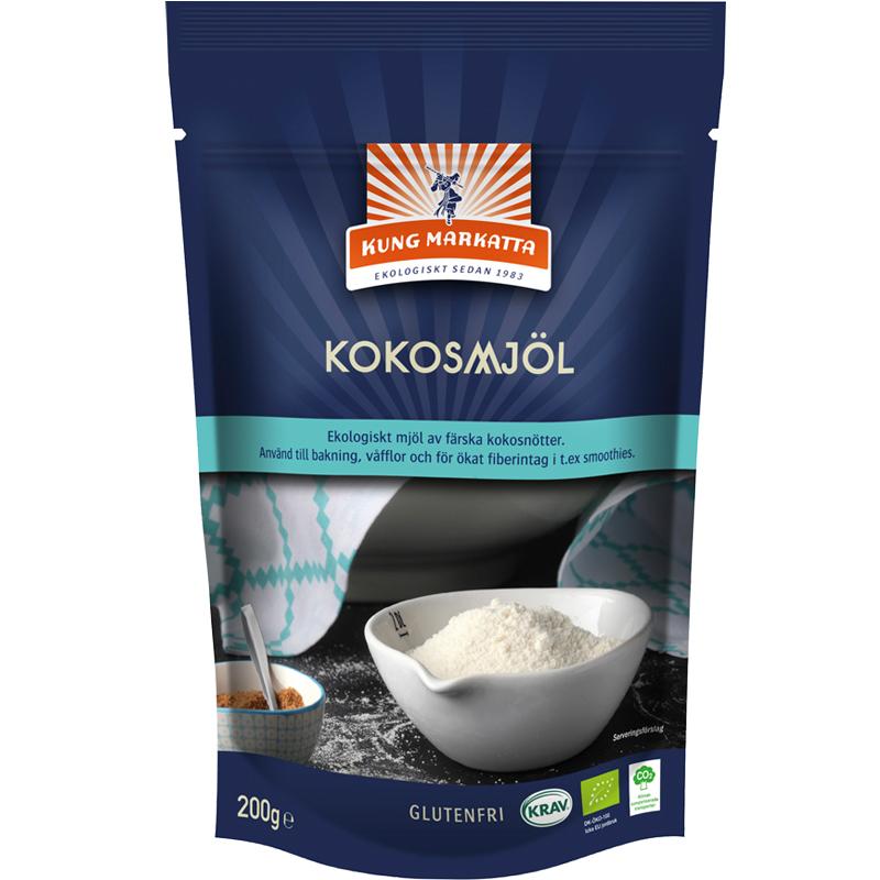Eko Kokosmjöl - 21% rabatt
