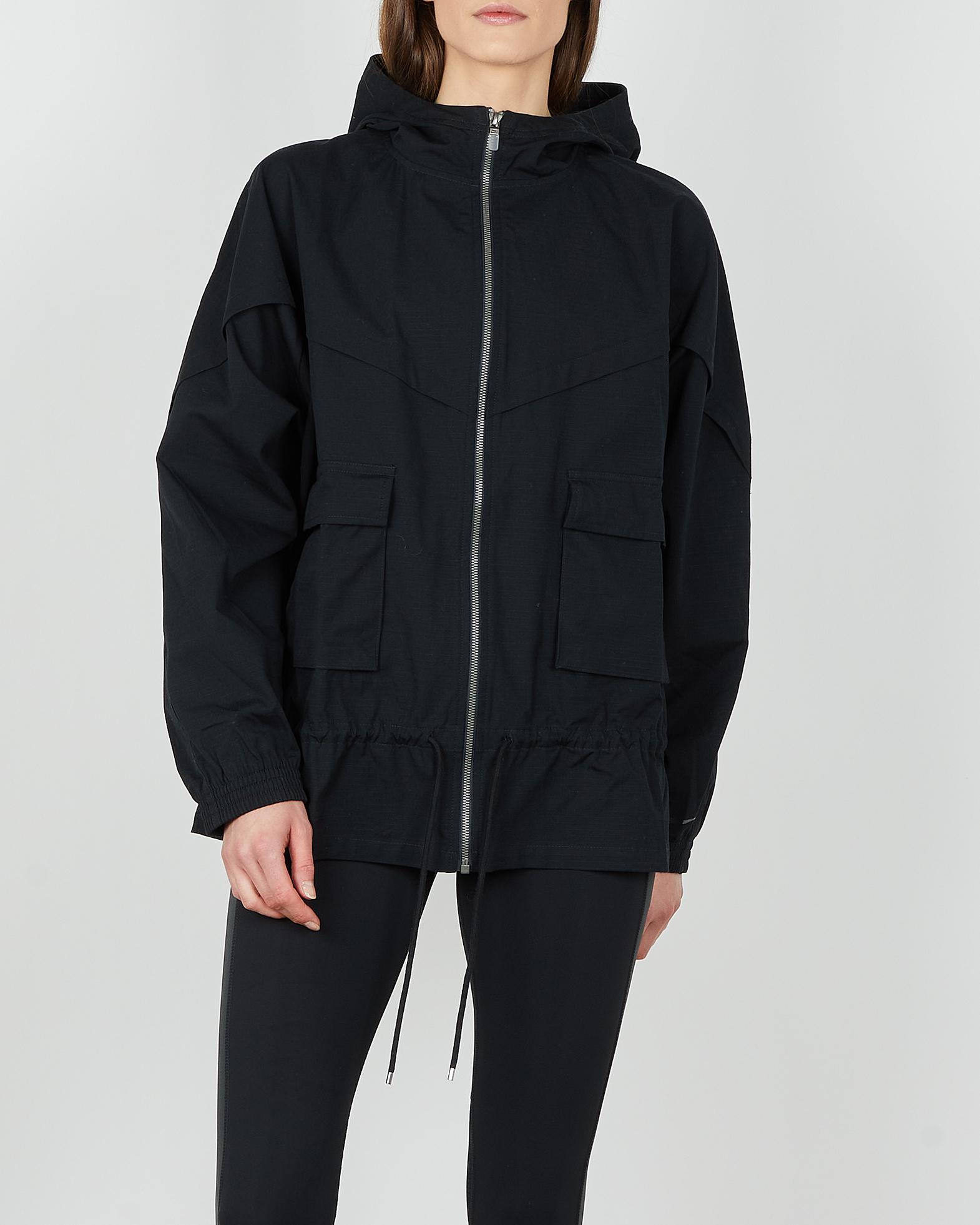 Nike Jacka Sportswear Icon Clash svart XS