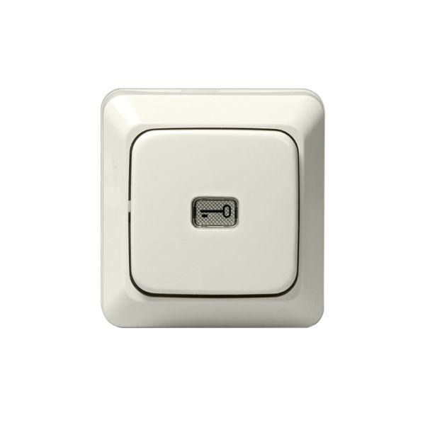 ABB 1466AK4 Trykknapp utenpåliggende, IP20
