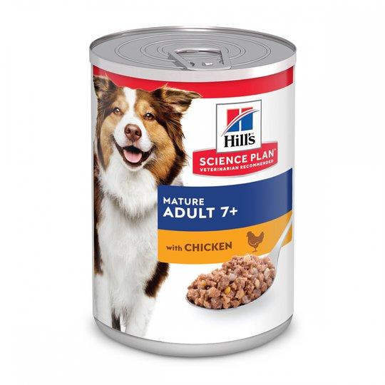 Hill´s Science Plan Dog Mature 7+ Chicken 370 g (370 g)