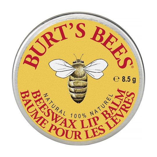 Burt's Bees Beeswax Lip Balm Tin, 8,5 g