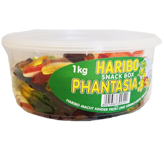 "Godis ""Phantasia"" 1kg - 38% rabatt"