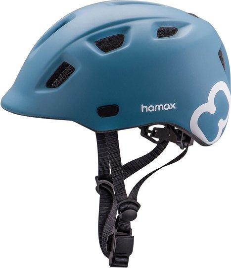 Hamax Thundercap Sykkelhjelm, Petrol Blå S