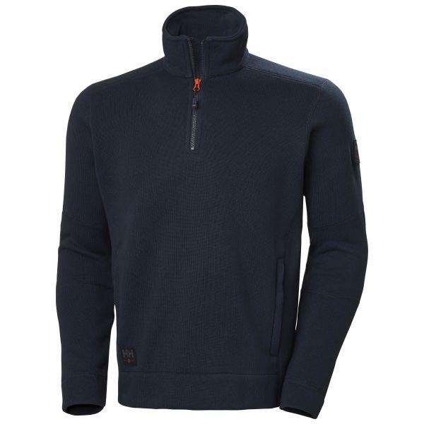 Helly Hansen Workwear Kensington Fleecejacka marinblå XS