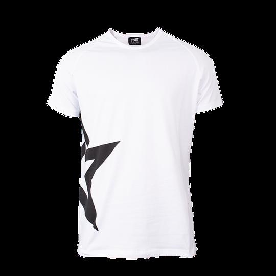 Star Nutrition Raglan T-shirt Star, White