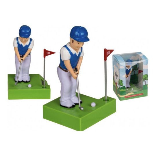Solcellsfigur Golfare - 1-pack