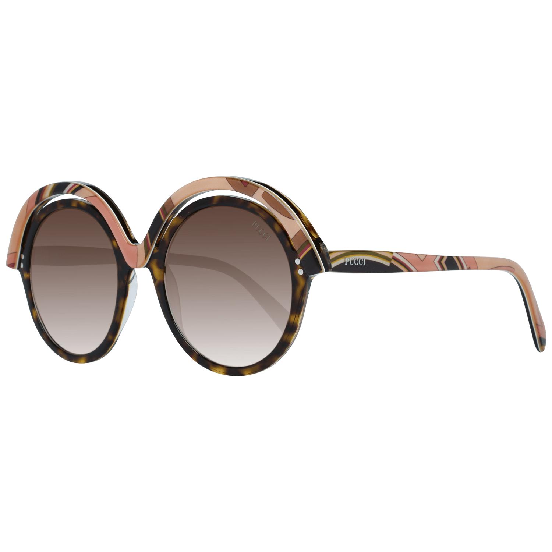 Emilio Pucci Women's Sunglasses Multicolor EP0065 5356F