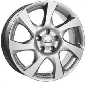 CMS C24 Silver 6x15 4/100 ET40 B67.1