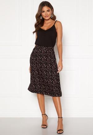 Happy Holly Fredrika skirt Black / Patterned 52/54