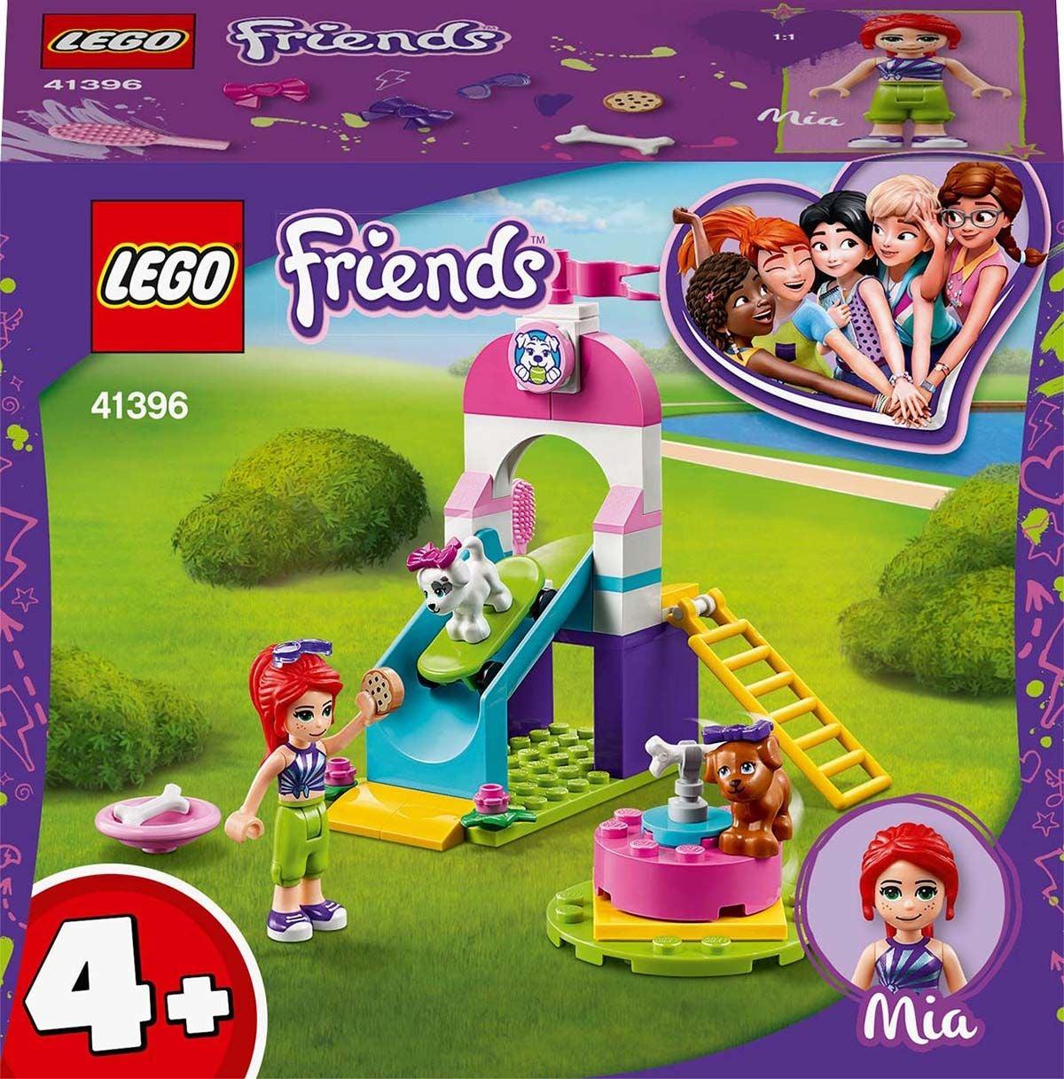 LEGO Friends 41396 Koirien leikkikenttä
