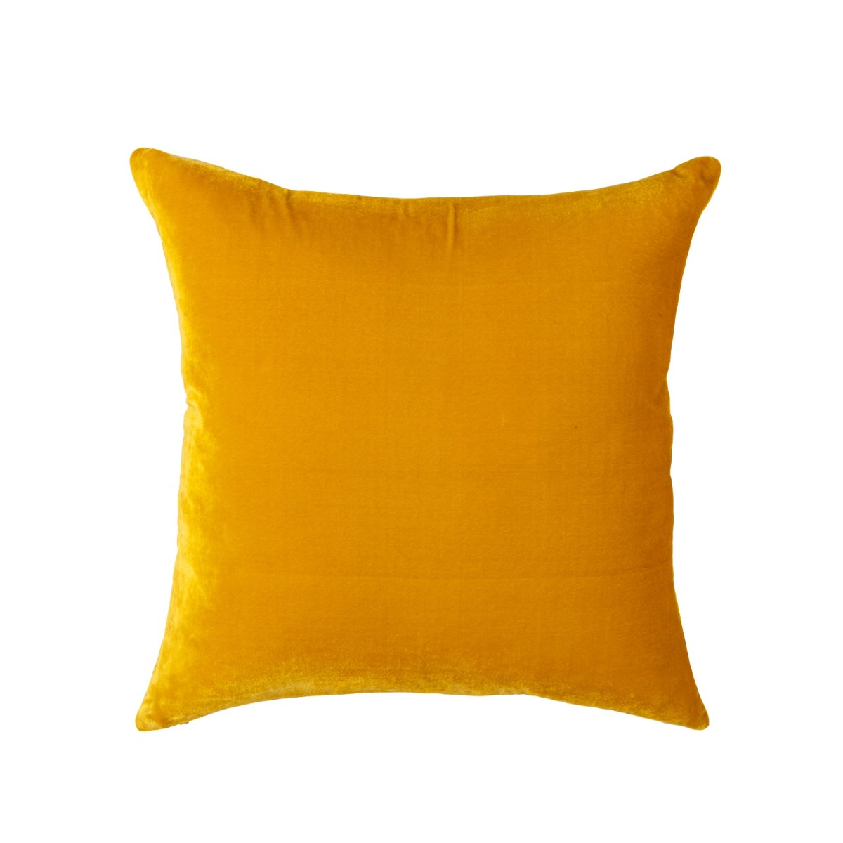 William Yeoward |Paddy Velvet Cushion Mustard