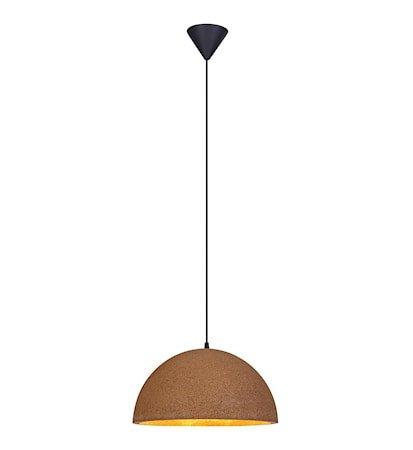 Cork Taklampe Brun 40 cm