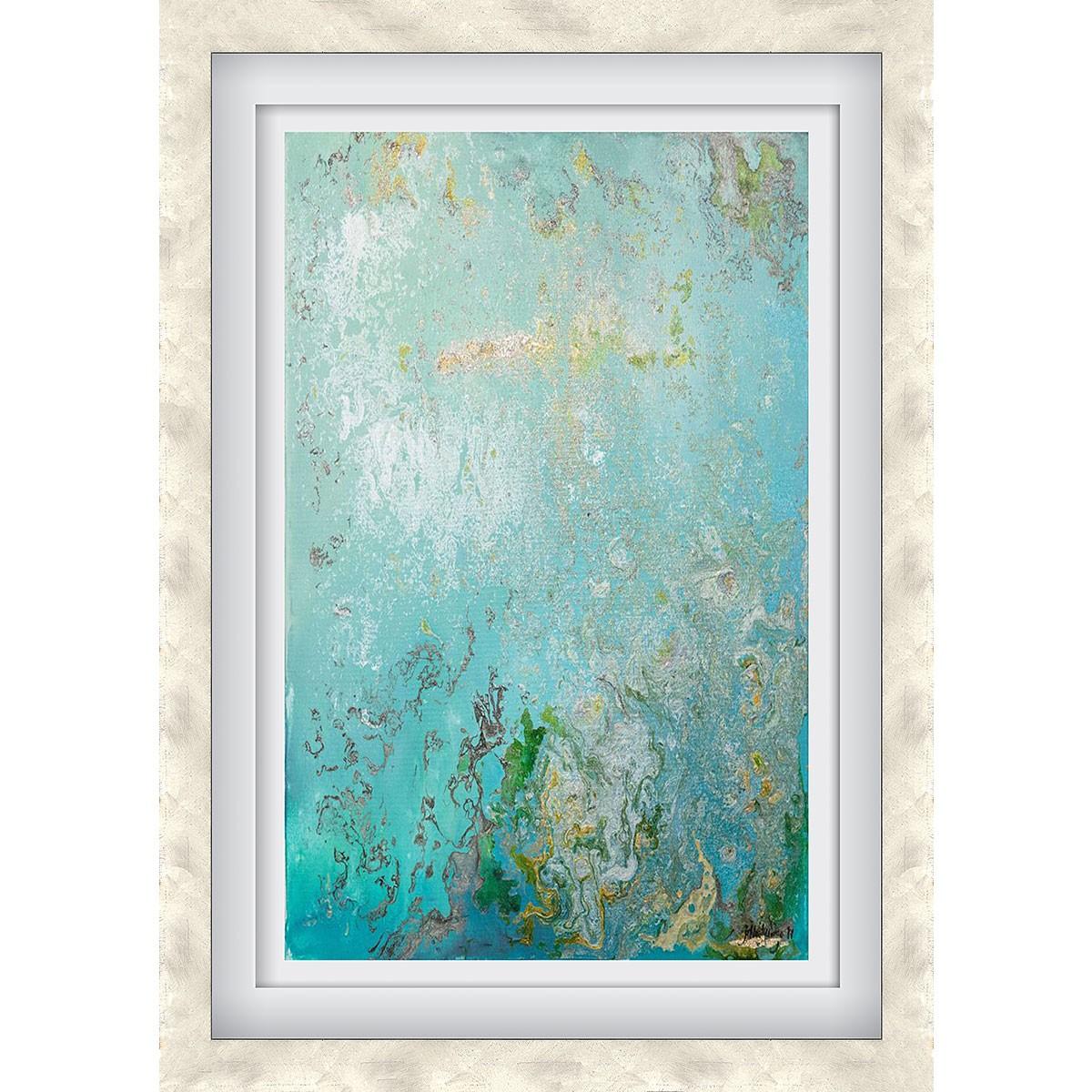 Aerial Ocean Siver - Medium