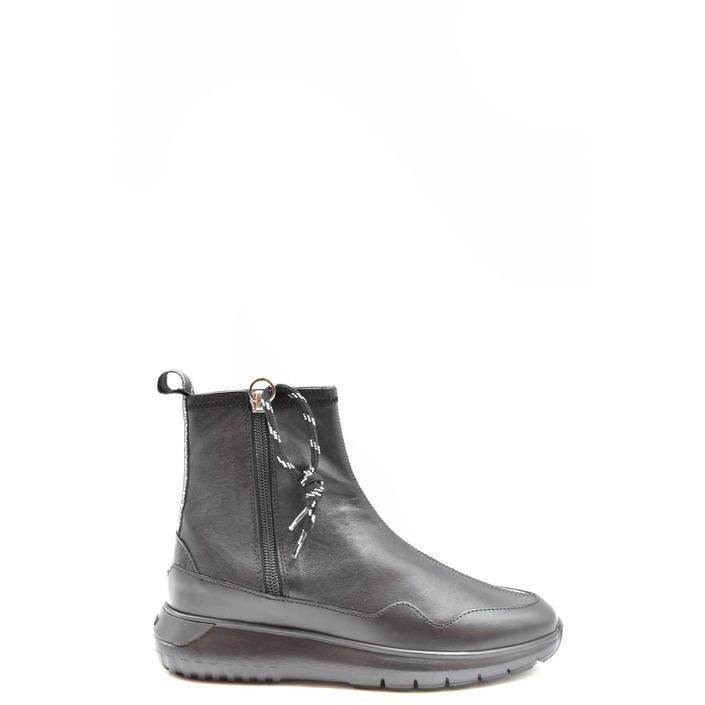 Hogan Women's Boot Black 181514 - black 40