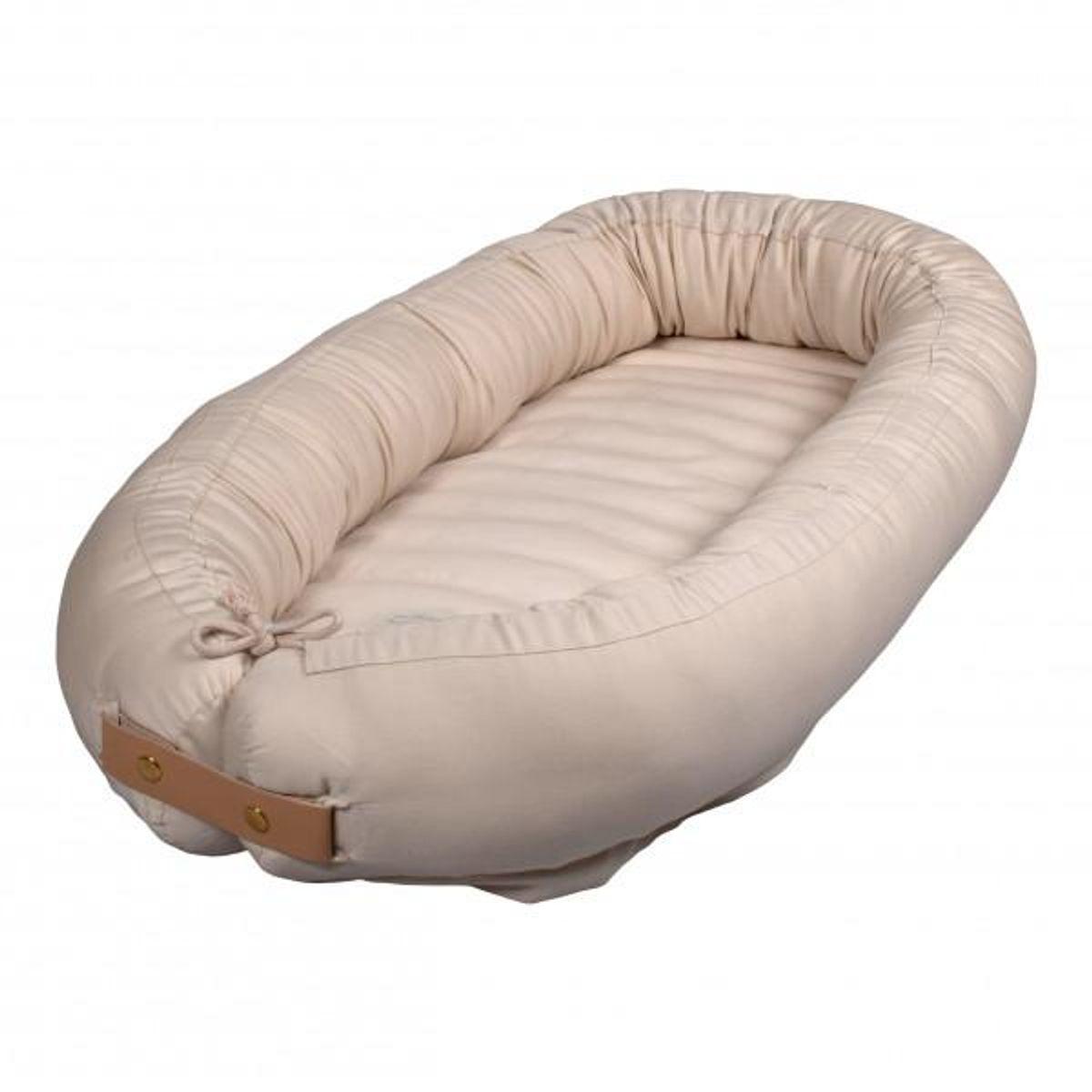 Filibabba - Premium kapok baby nest, Nature white (FI-K009)