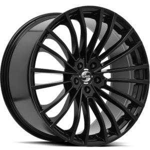 Spath SP48 Gloss Black 10.5x22 5/112 ET38 B73.2
