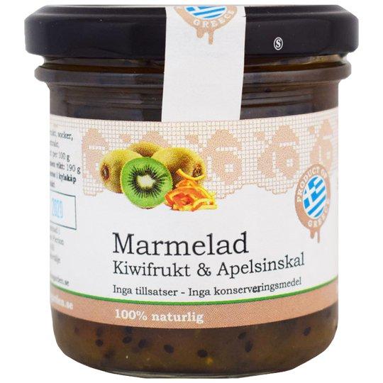 Marmelad Kiwifrukt & Apelsinskal - 49% rabatt