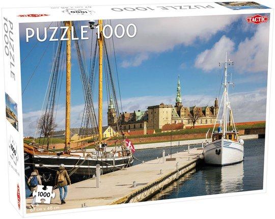 Tactic Puslespill Kronborg Castle 1000 Brikker