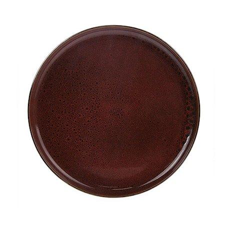 Bold & Basic Keramikk Tallerken Brun