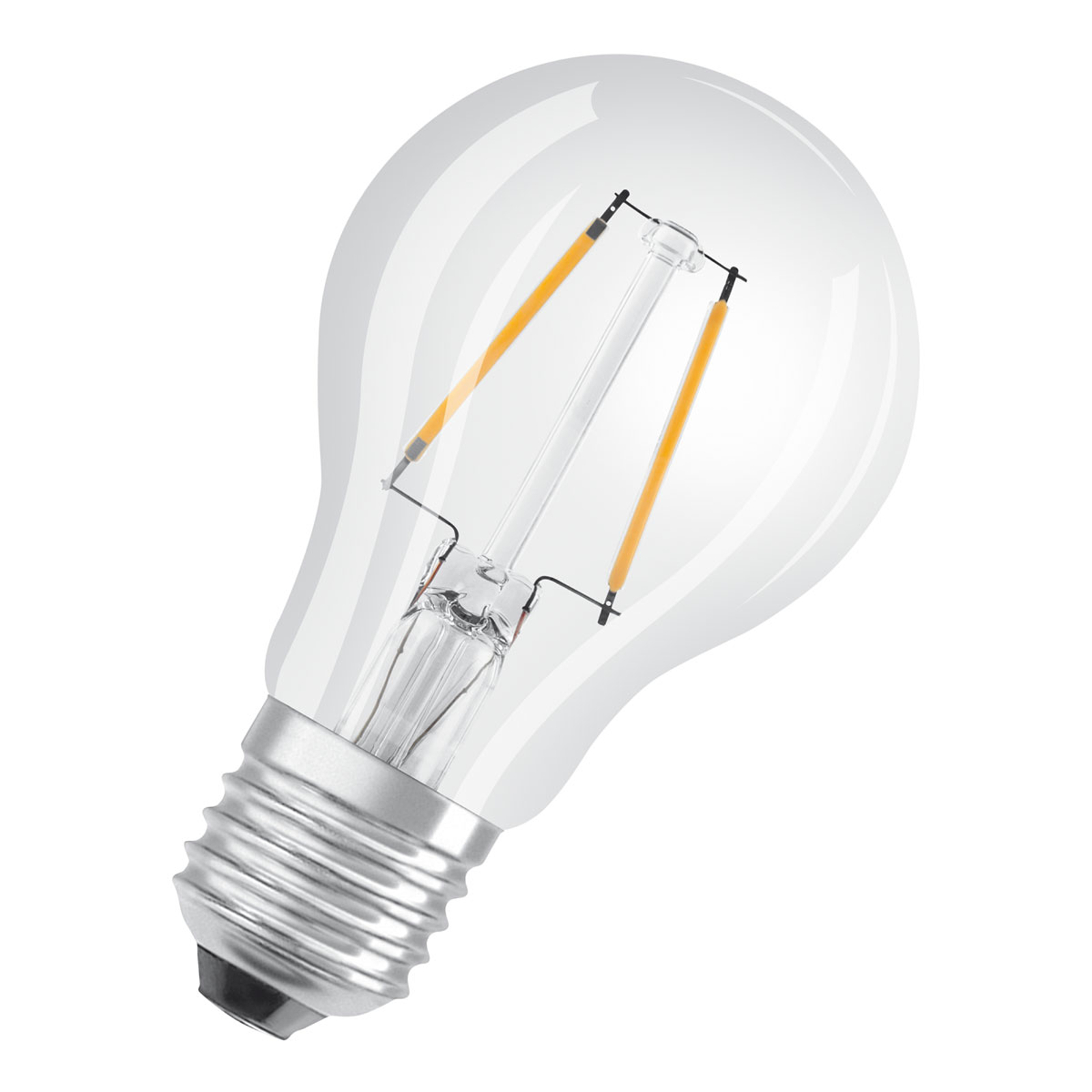 OSRAM-LED-lamppu E27 3,3W Classic Filament 2 700 K