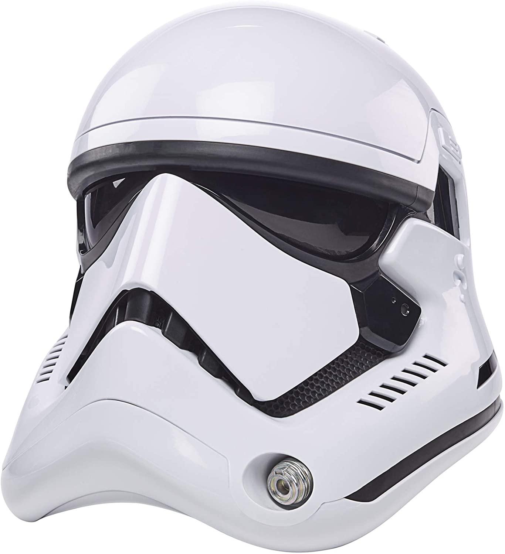 Star Wars The Black Series First Order Stormtrooper Electronic Helmet