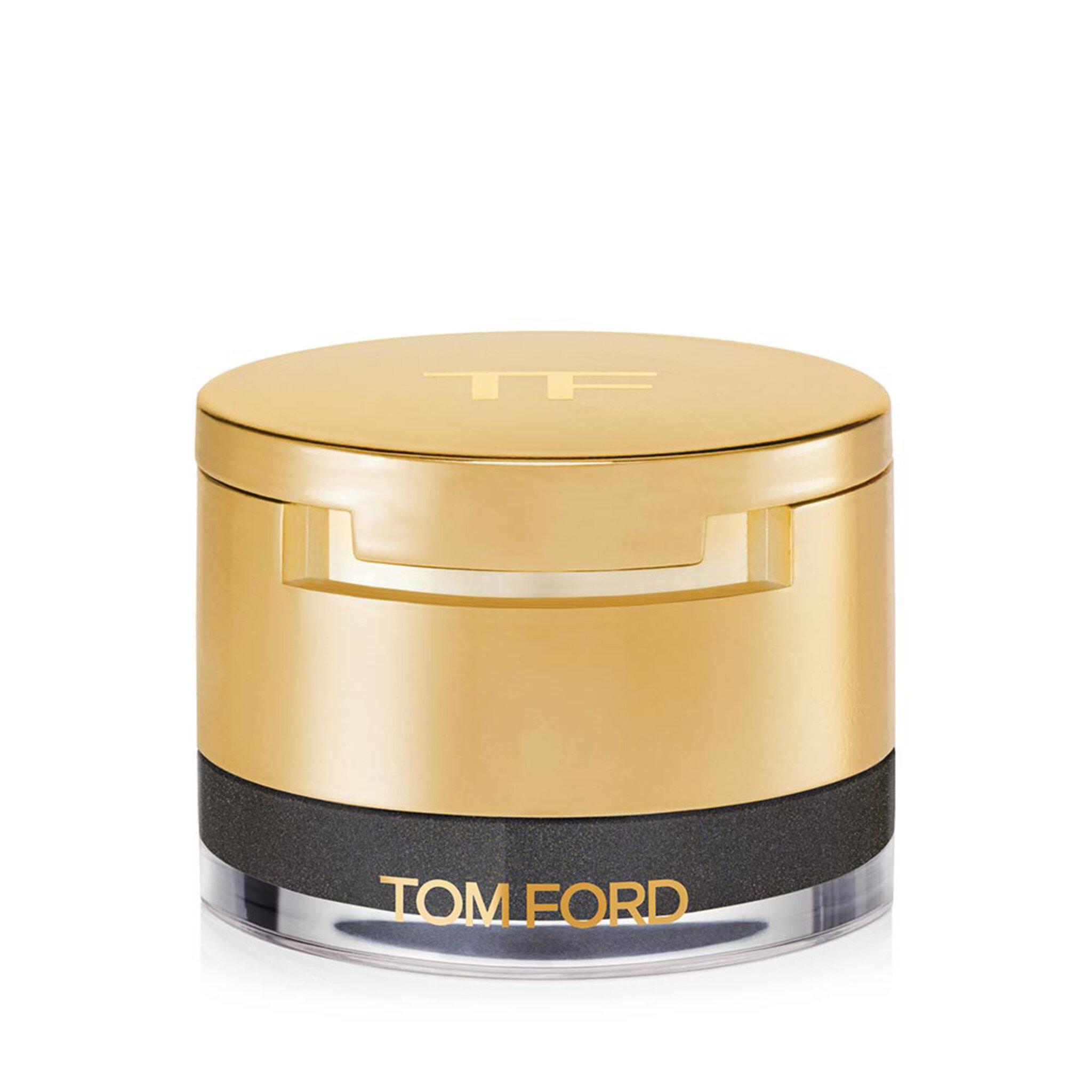 Soleil Cream and Powder Eye Color - Black Sand, 7 ML