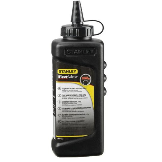 STANLEY FatMax 9-47-822 Xtreme Merkintäliitu musta