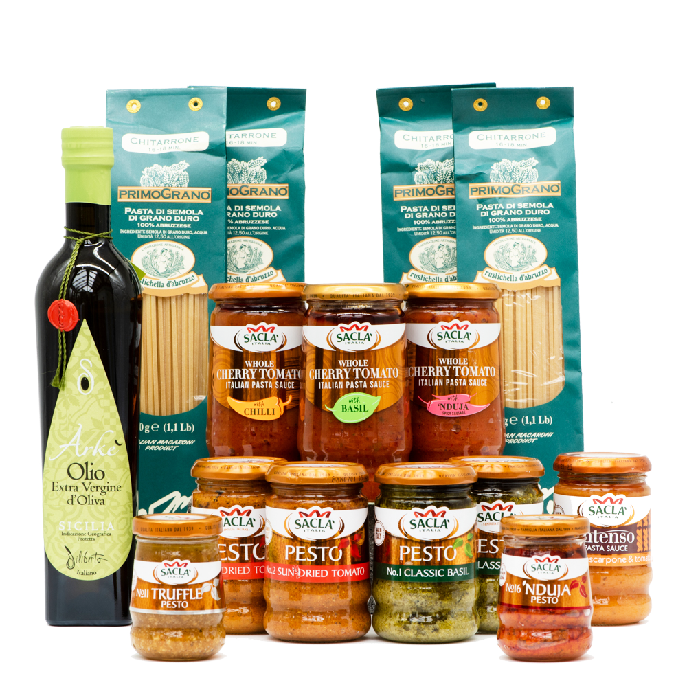 Pasta Lovers Selection