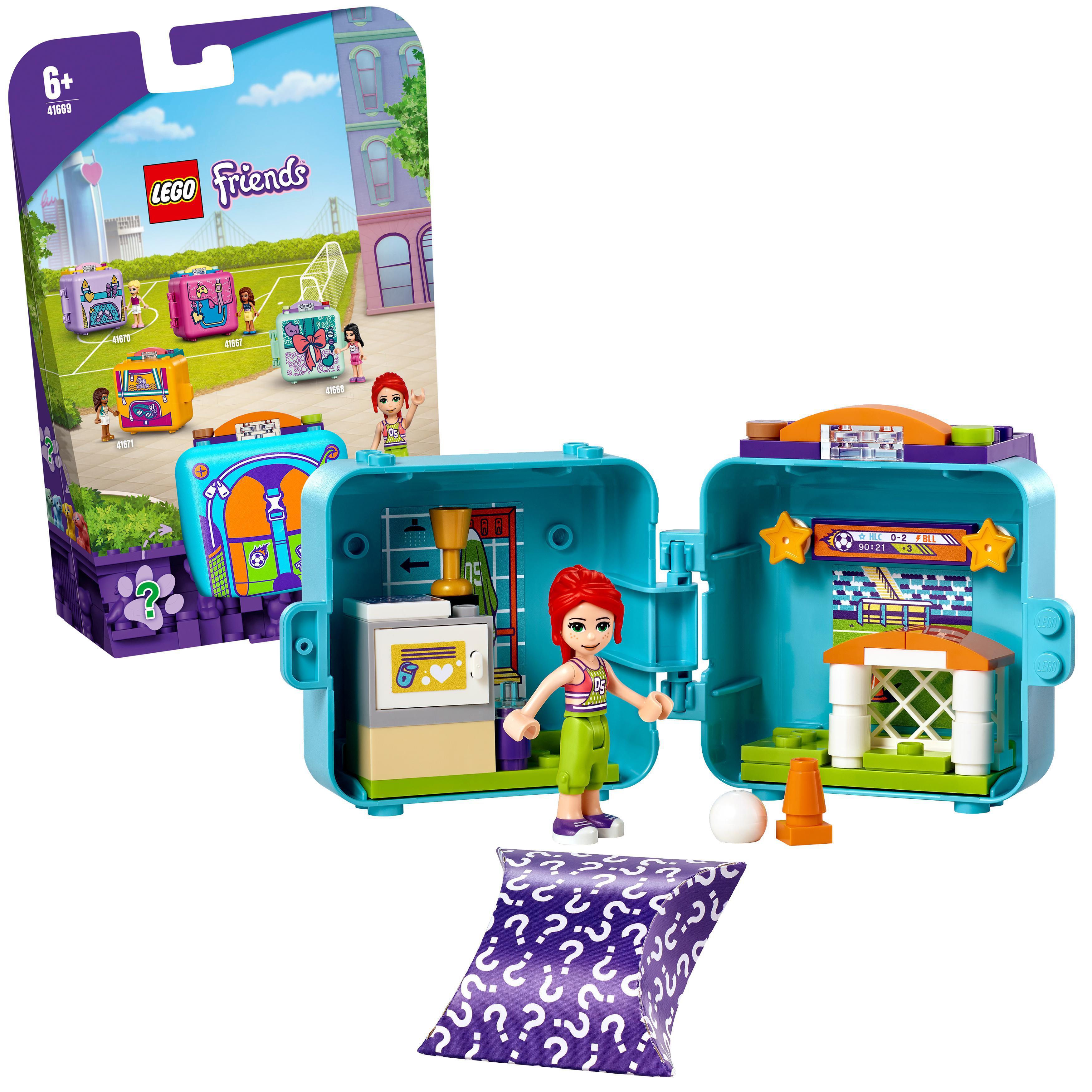 LEGO Friends - Mia's Soccer Cube (41669)