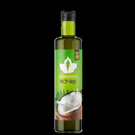 MCT-Oil, 500 ml